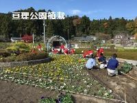 亘理公園植栽